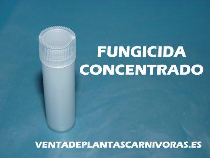 fungicida plantas carnivoras